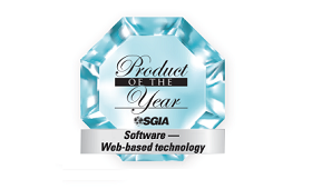 ONYX Hub печели наградата 2017 SGIA Product of the Year Award