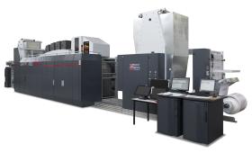 Uteco Group и Kodak разширяват възможностите за производство на етикети и гъвкави опаковки с новата дигитална печатна машина Sapphire EVO и щадящи околната среда мастила