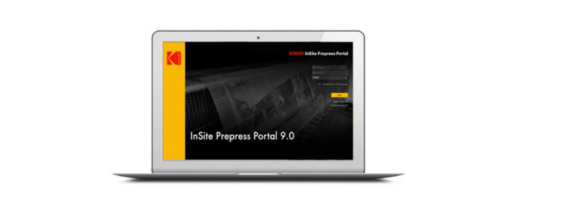 Kodak пуска на пазара портала за комуникация с клиенти Kodak INSITE Версия 9.0