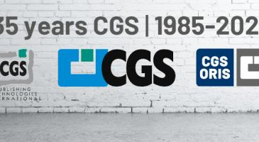 Експертът в управлението на цвета CGS ORIS е на 35 и с нова визия