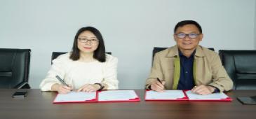 CGS ORIS и HanGlobal си партнират в дигиталния печат и развитието му в Китай