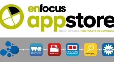 Enfocus стартира онлайн платформа за приложения за Switch