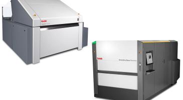 Kodak обяви нови CTP опции, които дават на печатниците на вестници повече производителност, ефективност и грижа за околната среда