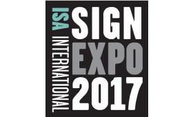 ISA International Sign Expo 2017 отличава иновативни продукти