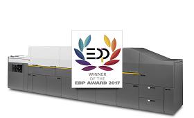 Kodak печели наградата EDP 2017 за дигиталната печатна машина KODAK NEXPRESS ZX3900