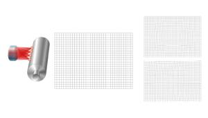 Какво е геометрична компенсация при CTP термалните експонатори: Технологията за експониране Kodak SQUAREspot