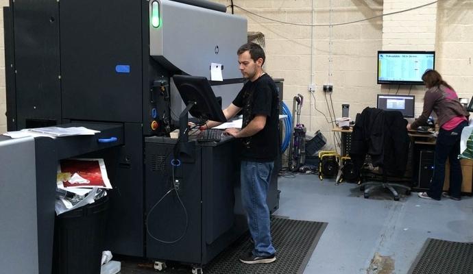 HP Indigo EPM Preflight подобри скоростта на изпълнение, ефективността и растежа на NXP Europe
