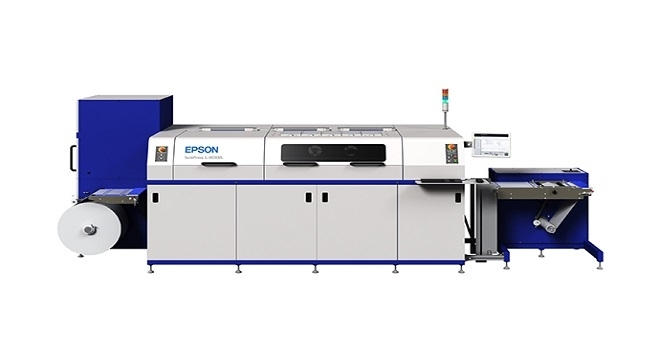 Дигиталната печатна машина за етикети Epson SurePress L-4033 печели европейското одобрение