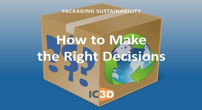 Устойчивост на опаковките: как да вземаме правилните решения