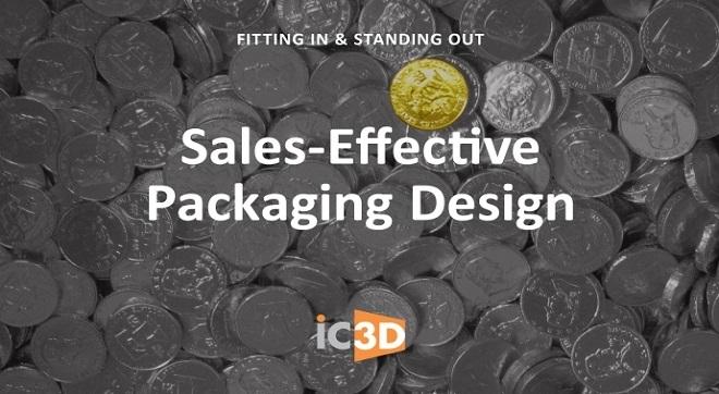 Дизайн на опаковката: напасване и открояване