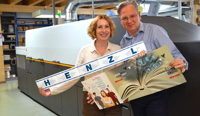 Henzl Media на гребена на дигиталната вълна