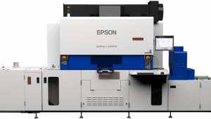 SurePress L-6034VW предоставя дизайнерски решения на Superfast Labels