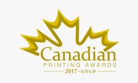 Kodak печели две златни награди на Canadian Print Awards през 2017 г. за технологиите на NEXPRESS и термални експонатори