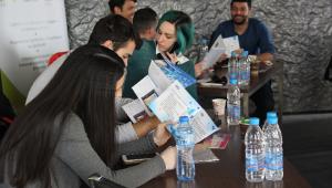 За първи път на път - екипът ни представи GED near you в Пловдив