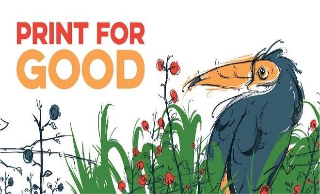Print for Good или как печатната индустрия може да работи в името на доброто