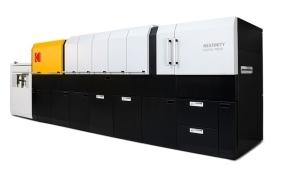 Драстично подобрение в гъвкавостта при дигиталния печат с новата дигитална печатна машина NEXFINITY от Kodak