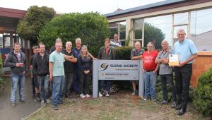 Southern Colour Print e първият победител от Нова Зеландия с награда SONORA Plate Green Leaf
