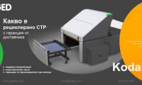 Какво е рециклирано CTP с гаранция от доставчика