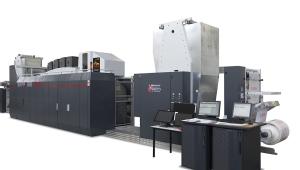 Kodak и Uteco обявяват доставката на третата машина Sapphire EVO M Press за дигитален печат на гъвкави опаковки