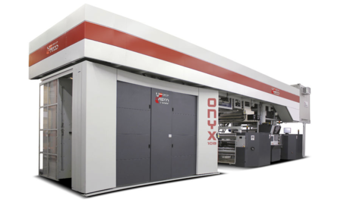 Машина за флексо печат с уникално приложение за българския пазар - UTECO ONYX