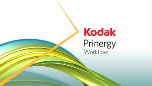 Софтуерът за работен поток в печатното производство Kodak Prinergy - модулна структура за обединение на предпечата