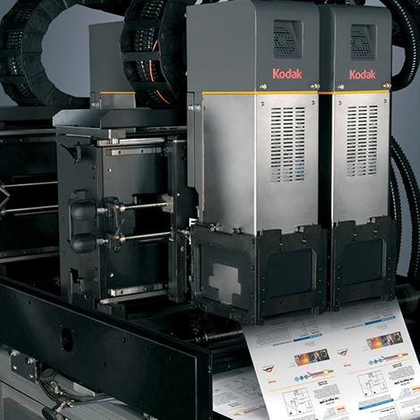 Prosper S20 - дигитална глава за надпечатване на променлива информация
