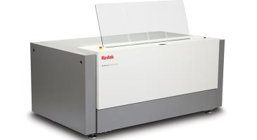 Achieve T400 - термален CTP експонатор за офсетови пластини половин размер