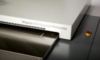 Magnus Q800 - термален CTP експонатор с автоматизация за офсетови пластини с пълен размер