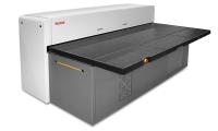 Trendsetter Q1600 - термален CTP експонатор за офсетови пластини с голям размер