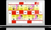 Pandora - електронен монтаж на опаковки