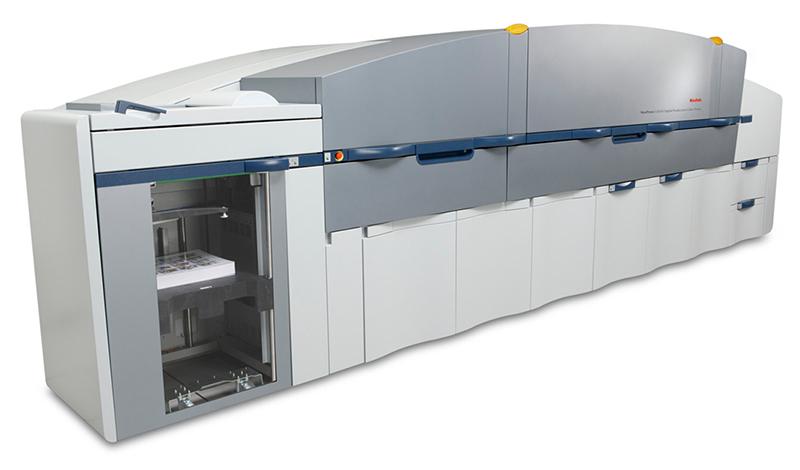 Nexpress ECO2500 - листова рециклирана печатна машина за цветен печат