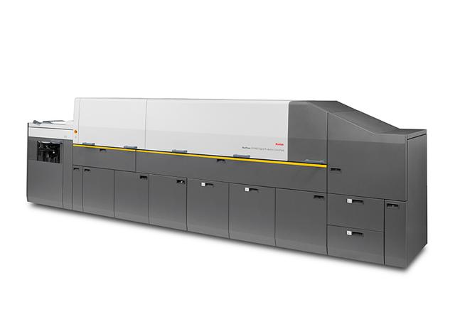 Nexpress ZX3900 - листова дигитална печатна машина за цветен печат