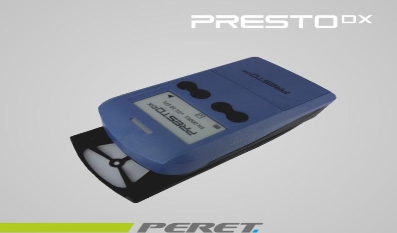 PRESTODX Basic - универсален денситометър за печатния процес
