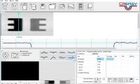 EGUIDE-PRO Embossing Control - уред за измерване на преге
