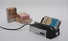 CREASY POWER BOX - уред за измерване на размера на сгънати кутии