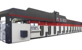 NXS 300 - модулна печатна машина за дълбок печат