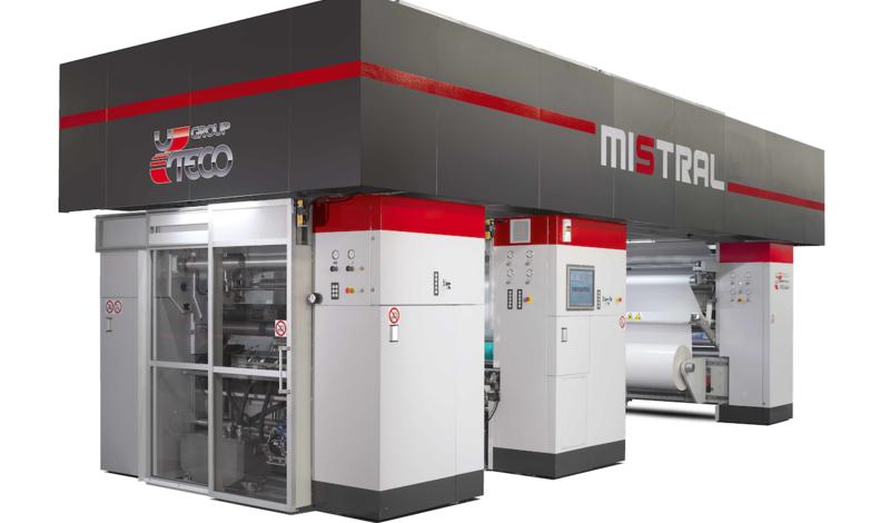 Mistral - ламинираща машина за всички видове материали