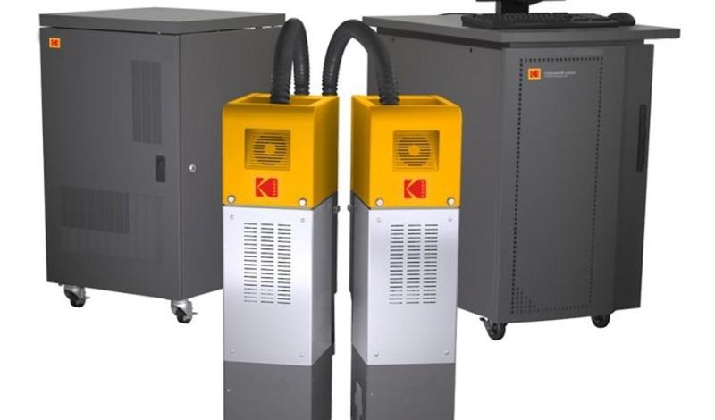 Prosper Plus - дигитална глава за инсталация на съществуващо печатно оборудване с технологията Ultrastream