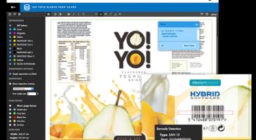Proofscope - онлайн портал за коментари и одобрение на файлове за печат на опаковки