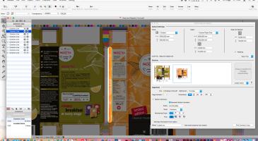 STEPZ - софтуер за електронни монтажи с променливи данни за дигитален печат, печат на опаковки и етикети