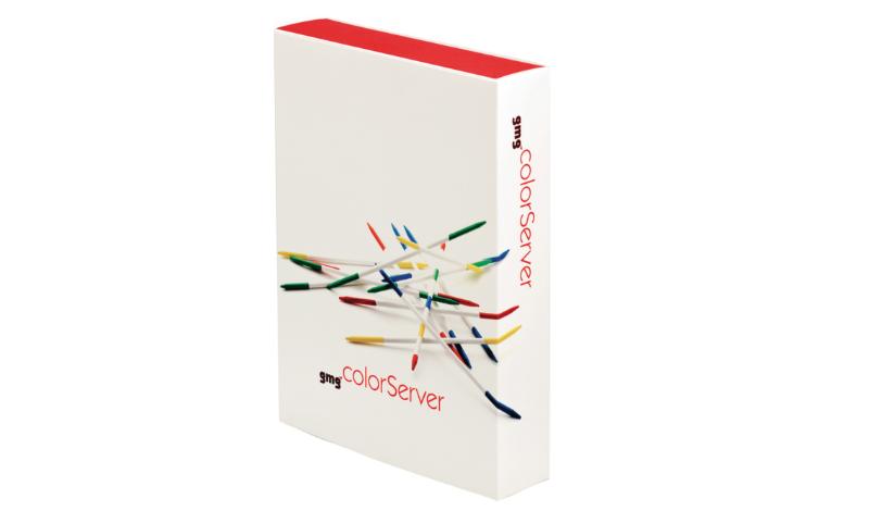 ColorServer - сървър за управление на стандартни и потребителски цветови библиотеки и профили