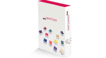 OpenColor - софтуер за създаване на цветови профили за различни печатни условия