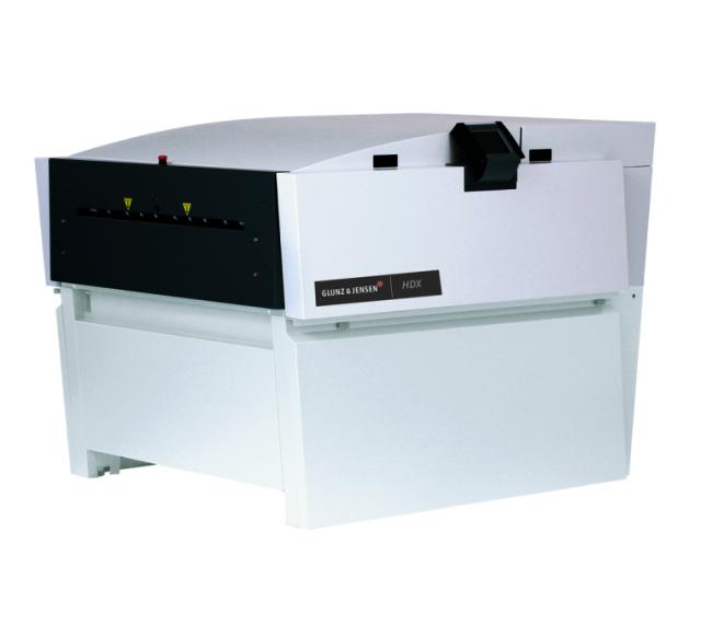Проявителни машини за офсетови пластини