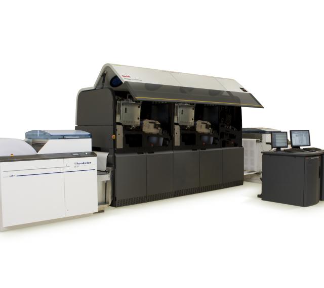Ролни машини за дигитален печат